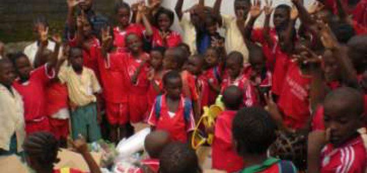 IDAV Bambini Sordomuti - Douala